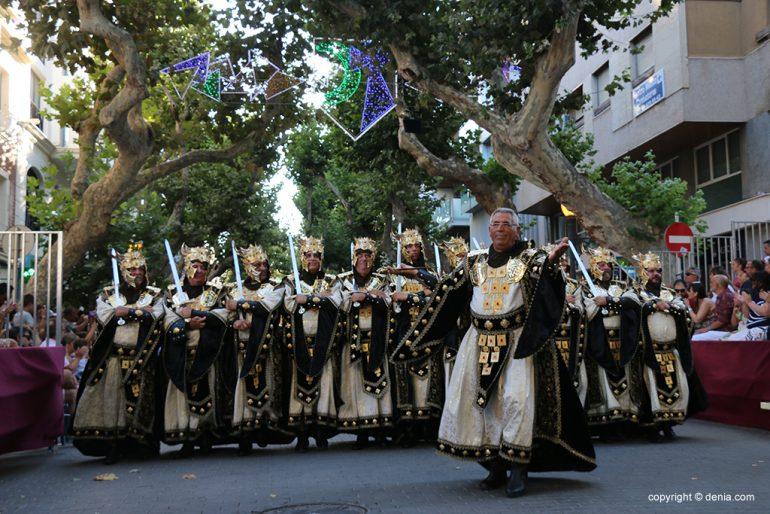 Desfilada de gala de Moros i Cristians 2019 40