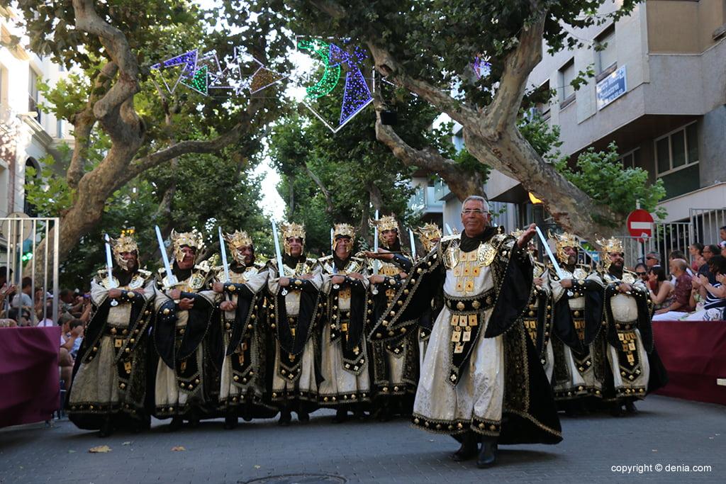 Desfile de gala de Moros y Cristianos 2019 40