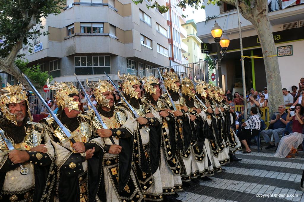 Desfile de gala de Moros y Cristianos 2019 41