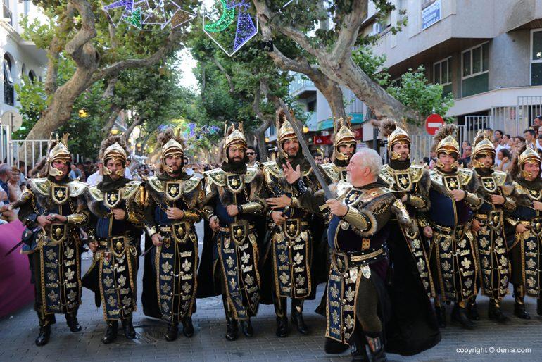 Desfile de gala de Moros y Cristianos 2019 42