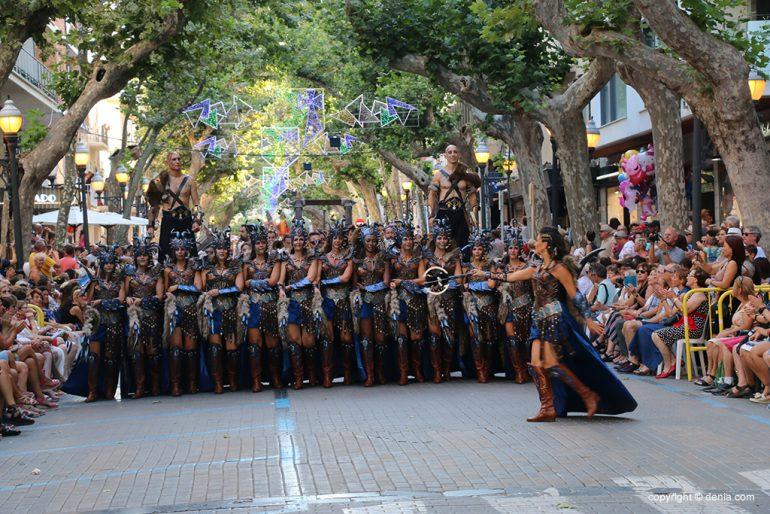 Desfile de gala de Moros y Cristianos 2019 46