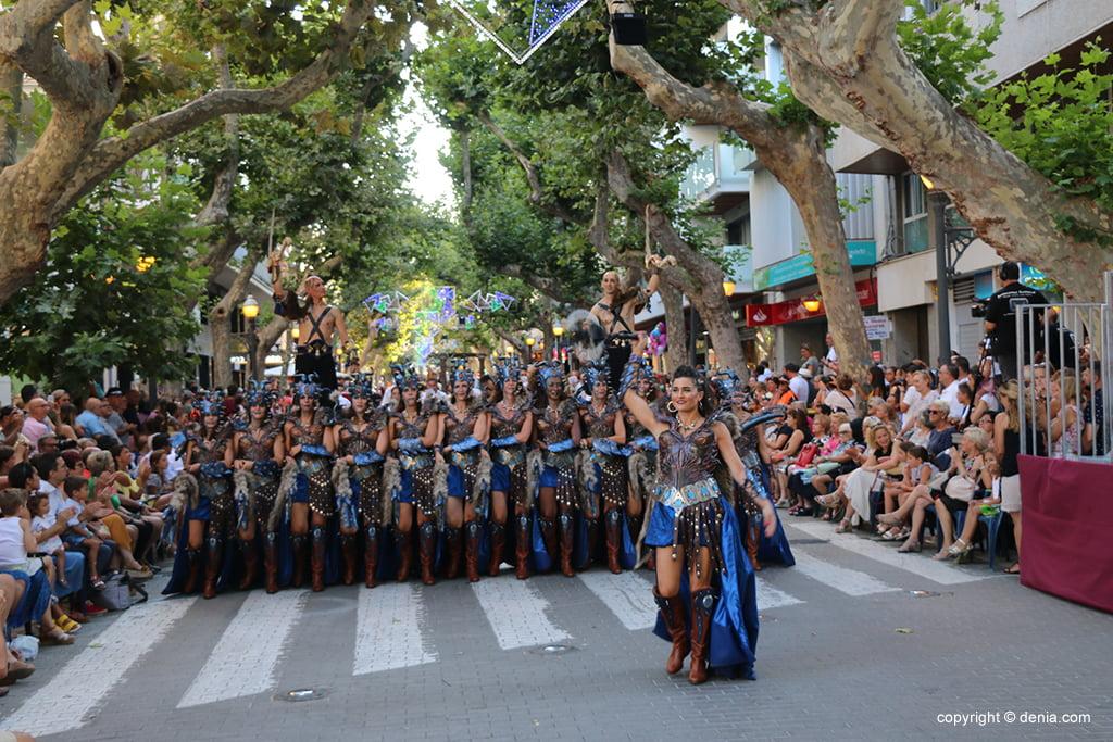 Desfile de gala de Moros y Cristianos 2019 47