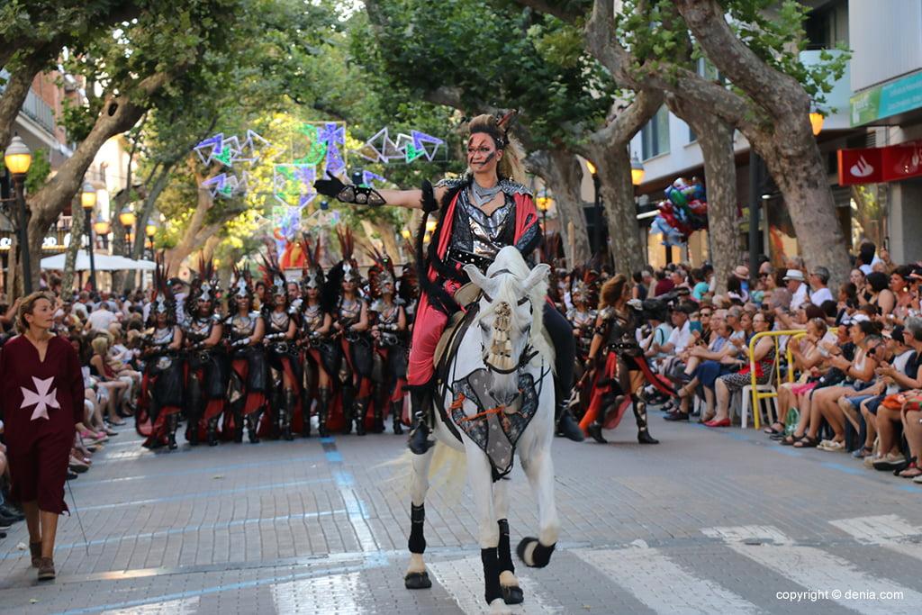 Desfile de gala de Moros y Cristianos 2019 50