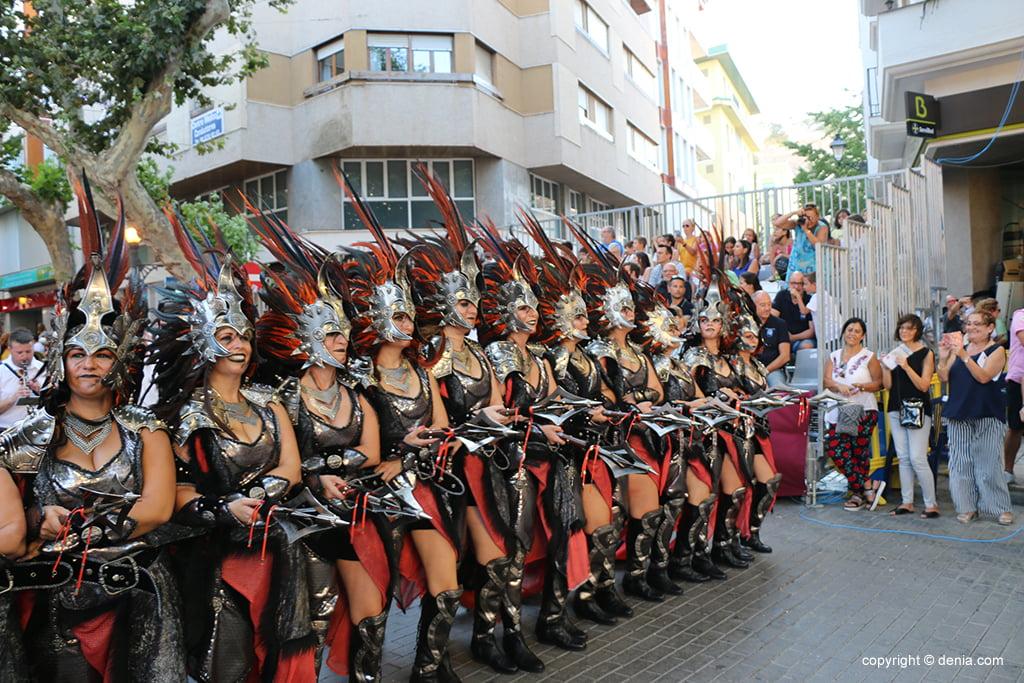Desfile de gala de Moros y Cristianos 2019 52
