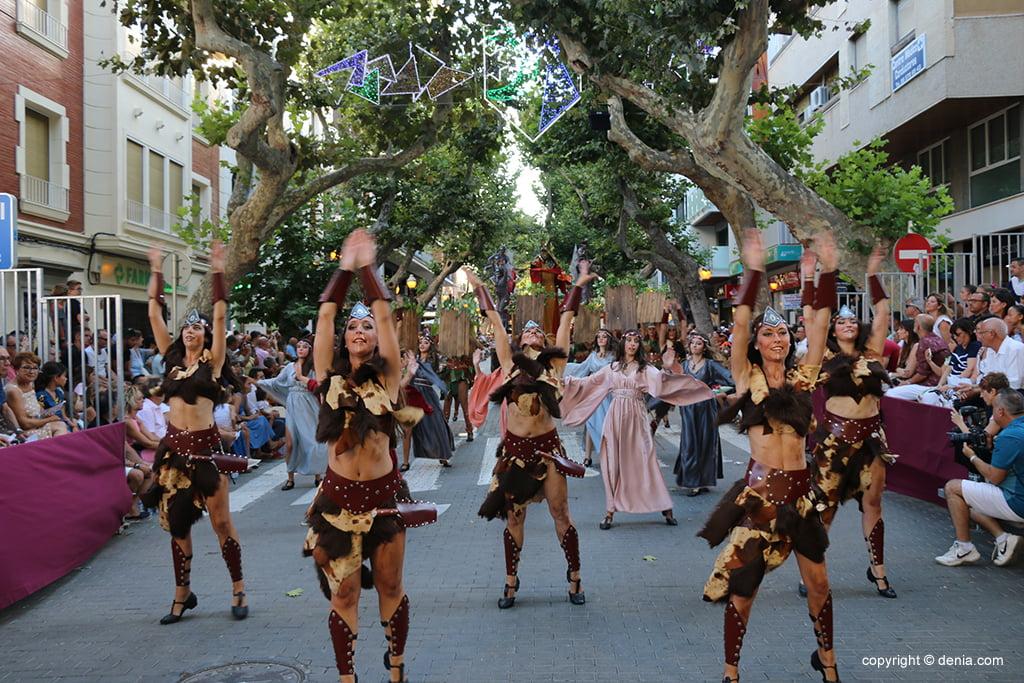 Desfile de gala de Moros y Cristianos 2019 54