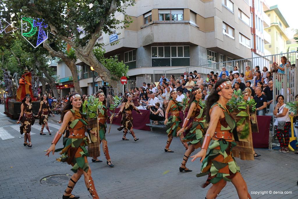Desfile de gala de Moros y Cristianos 2019 55