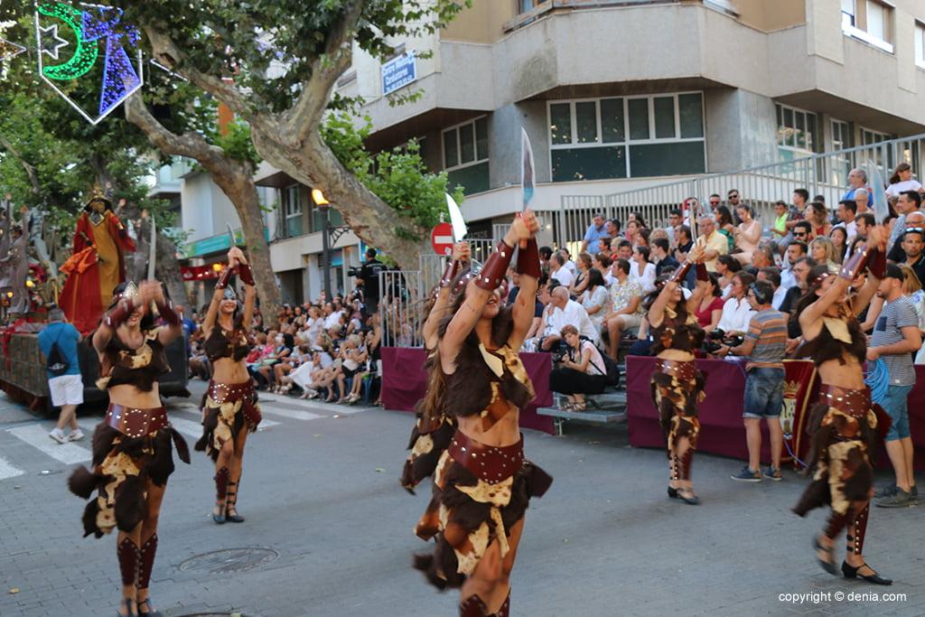Desfile de gala de Moros y Cristianos 2019 56