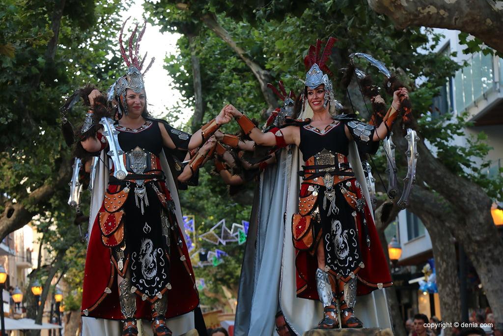 Desfile de gala de Moros y Cristianos 2019 59