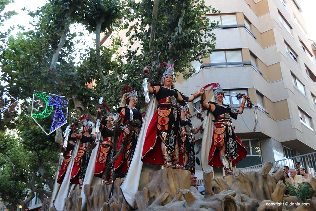 Desfile de gala de Moros y Cristianos 2019 60