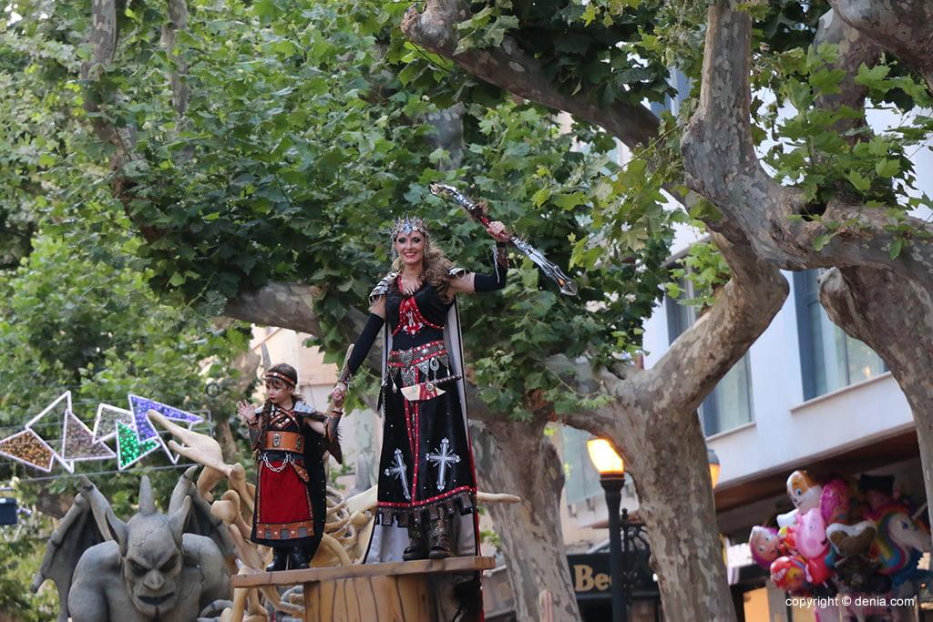 Desfile de gala de Moros y Cristianos 2019 63