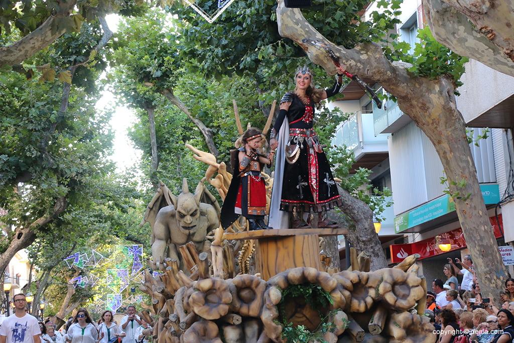 Desfile de gala de Moros y Cristianos 2019 64