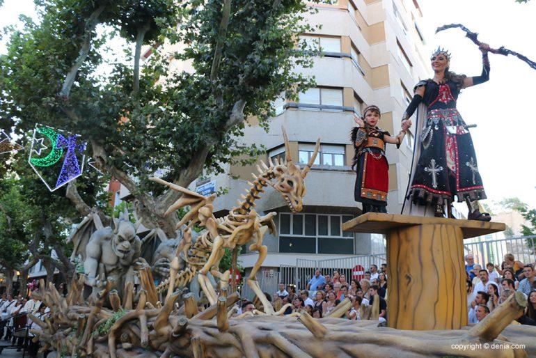 Desfile de gala de Moros y Cristianos 2019 65