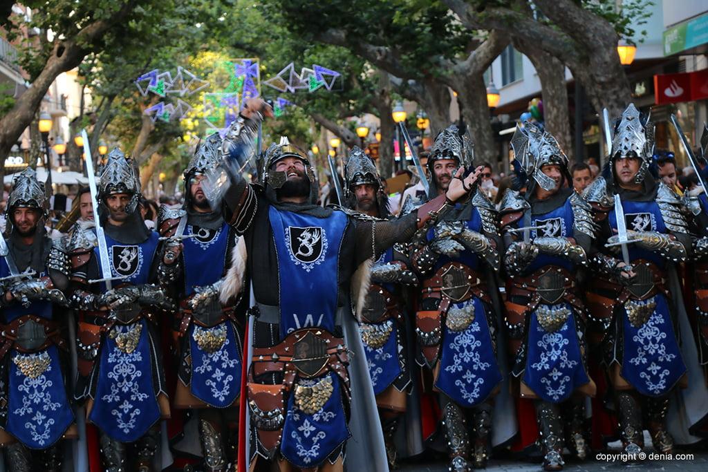 Desfile de gala de Moros y Cristianos 2019 68
