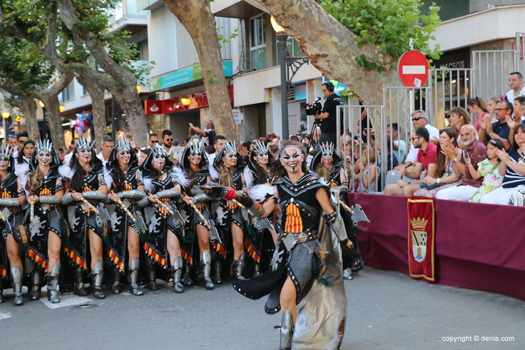 Desfile de gala de Moros y Cristianos 2019 70
