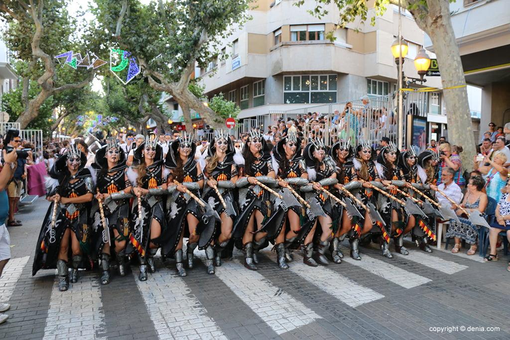 Desfile de gala de Moros y Cristianos 2019 71