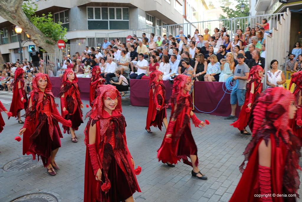 Desfile de gala de Moros y Cristianos 2019 74