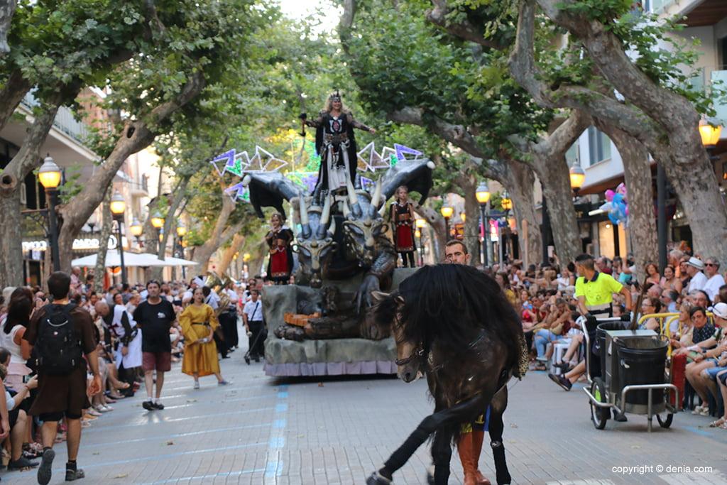 Desfile de gala de Moros y Cristianos 2019 75