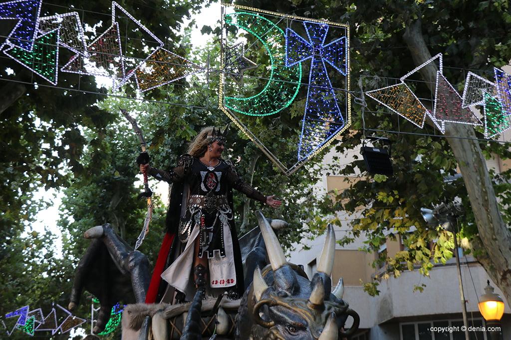 Desfile de gala de Moros y Cristianos 2019 76