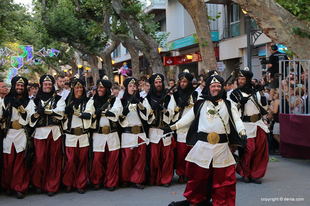 Desfile de gala de Moros y Cristianos 2019 80