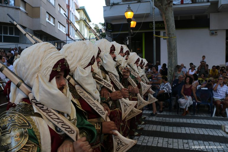 Desfile de gala de Moros y Cristianos 2019 82