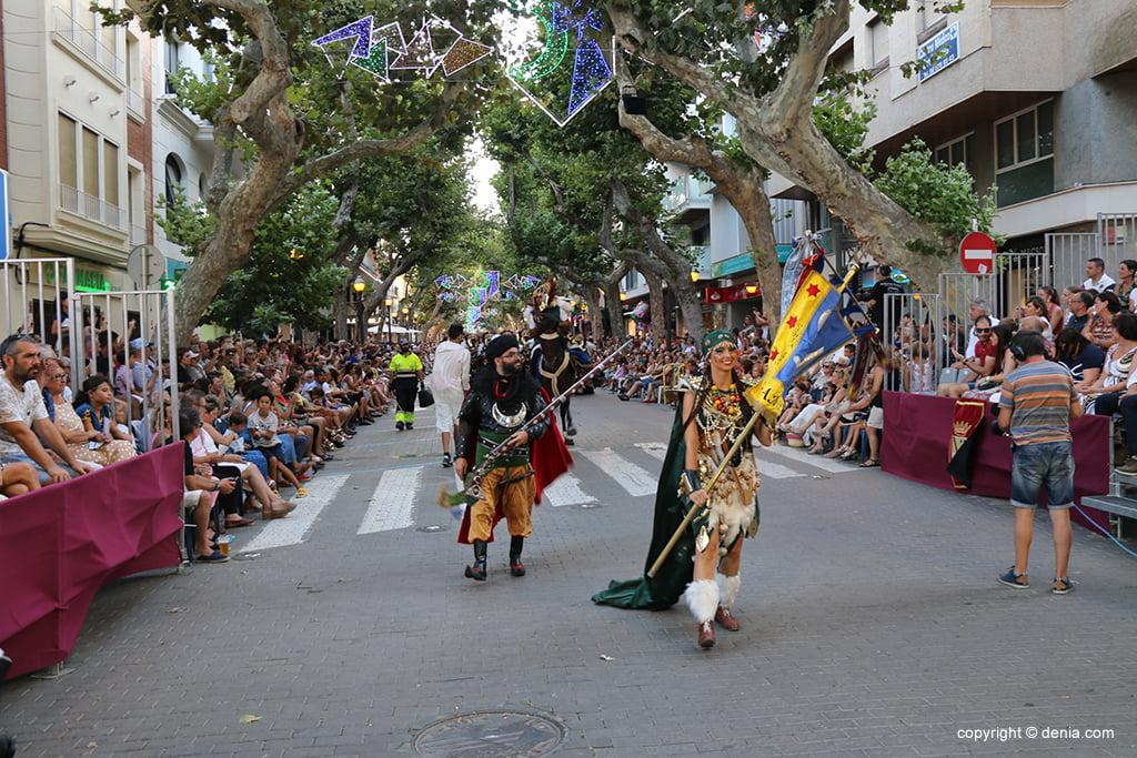 Desfile de gala de Moros y Cristianos 2019 83