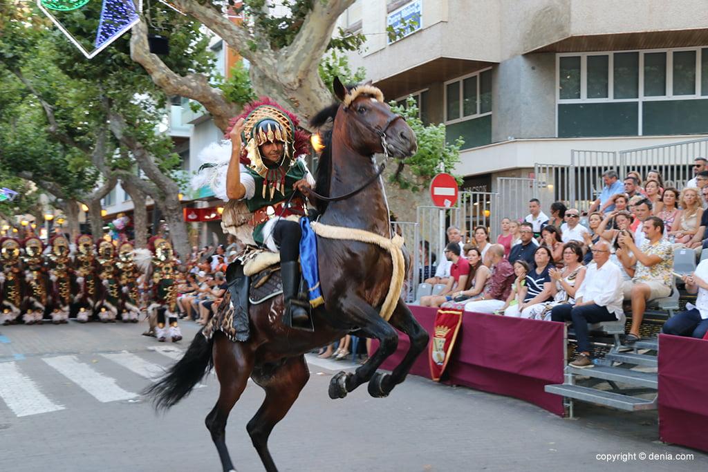 Desfile de gala de Moros y Cristianos 2019 84