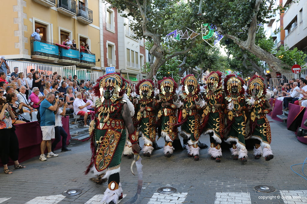 Desfile de gala de Moros y Cristianos 2019 85