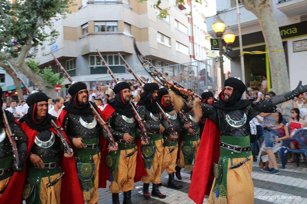 Desfile de gala de Moros y Cristianos 2019 86