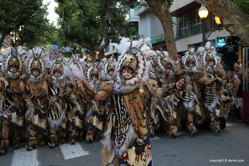 Desfile de gala de Moros y Cristianos 2019 87