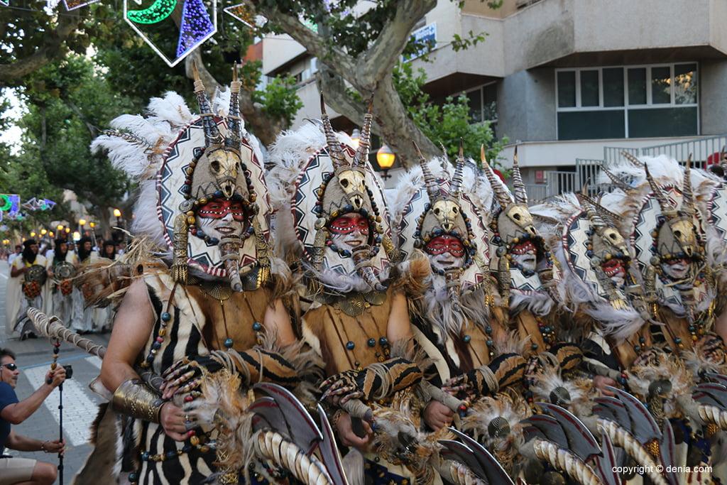 Desfile de gala de Moros y Cristianos 2019 88