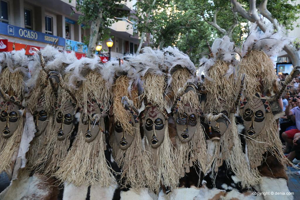 Desfile de gala de Moros y Cristianos 2019 89