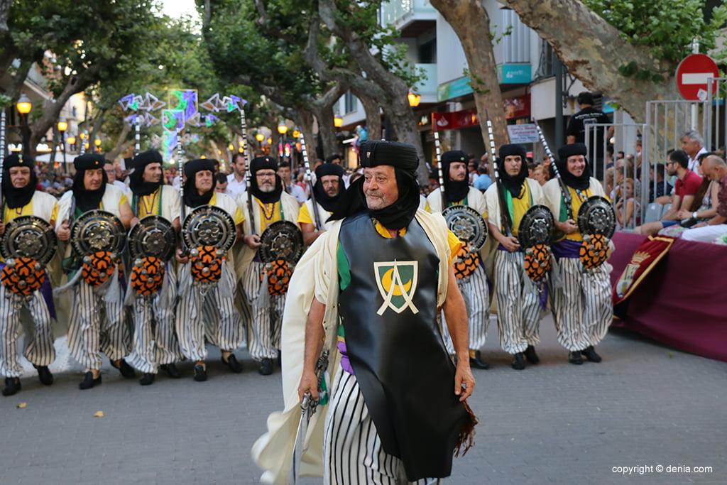 Desfile de gala de Moros y Cristianos 2019 90