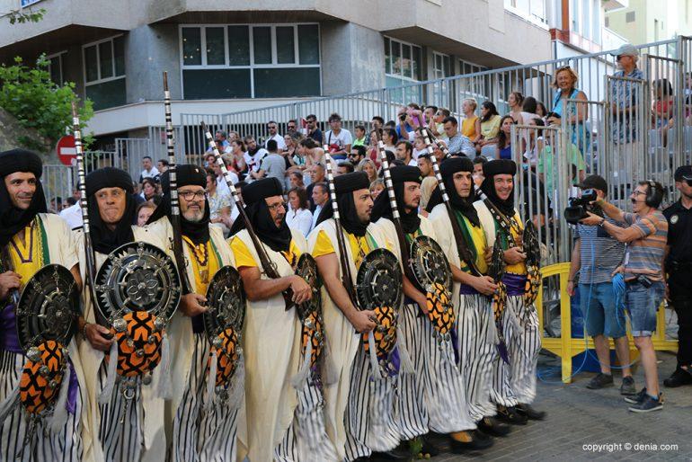 Desfile de gala de Moros y Cristianos 2019 91