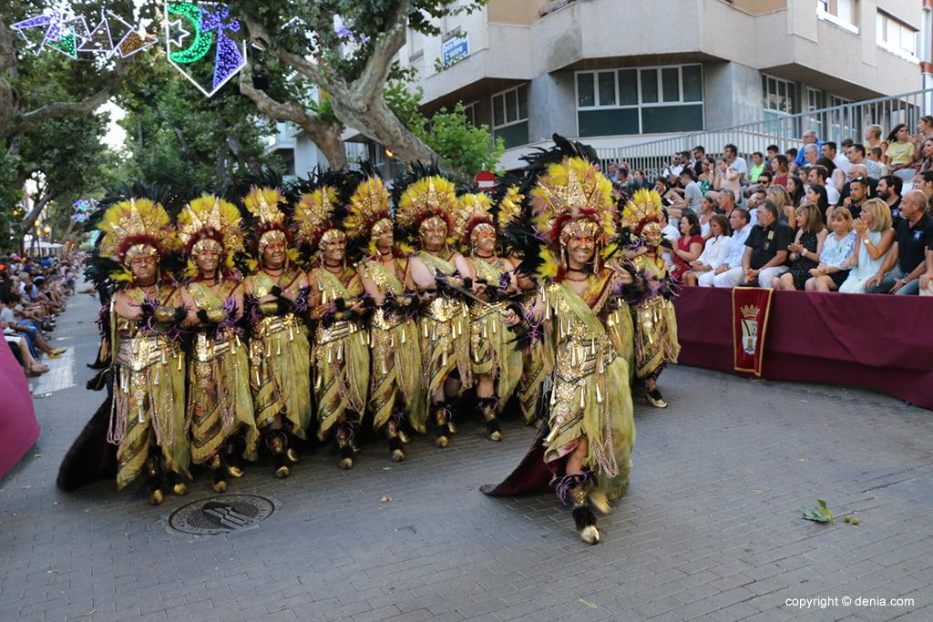 Desfile de gala de Moros y Cristianos 2019 93