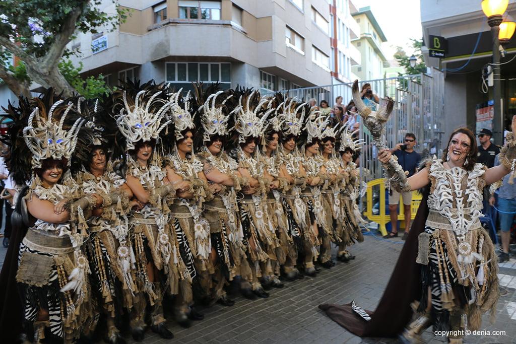 Desfile de gala de Moros y Cristianos 2019 94