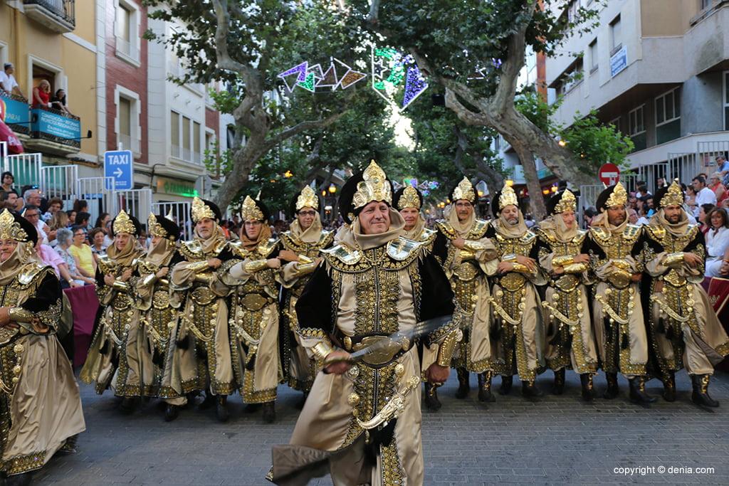 Desfile de gala de Moros y Cristianos 2019 96