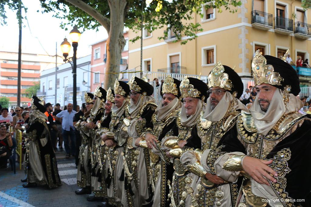 Desfile de gala de Moros y Cristianos 2019 97