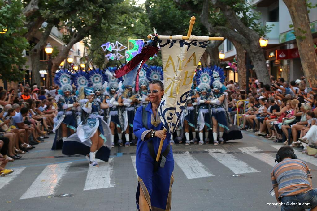 Desfile de gala de Moros y Cristianos 2019 98