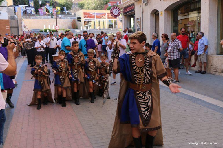 Desfilada infantil de Moros i Cristians 2019 03