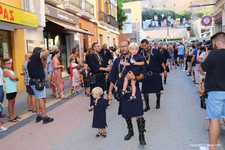 Desfilada infantil de Moros i Cristians 2019 05