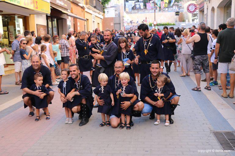 Desfilada infantil de Moros i Cristians 2019 06