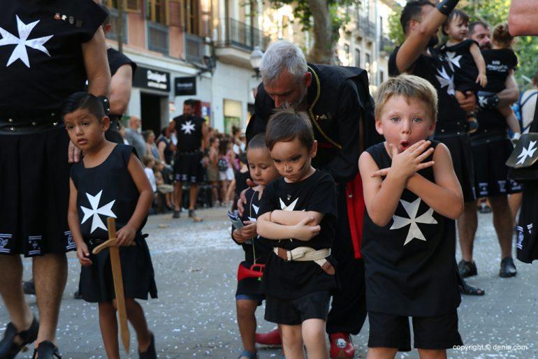 Desfilada infantil de Moros i Cristians 2019 15