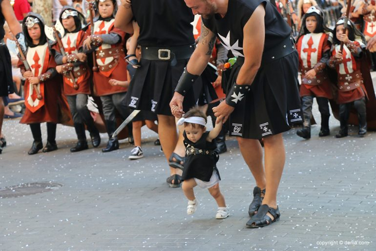 Desfilada infantil de Moros i Cristians 2019 16