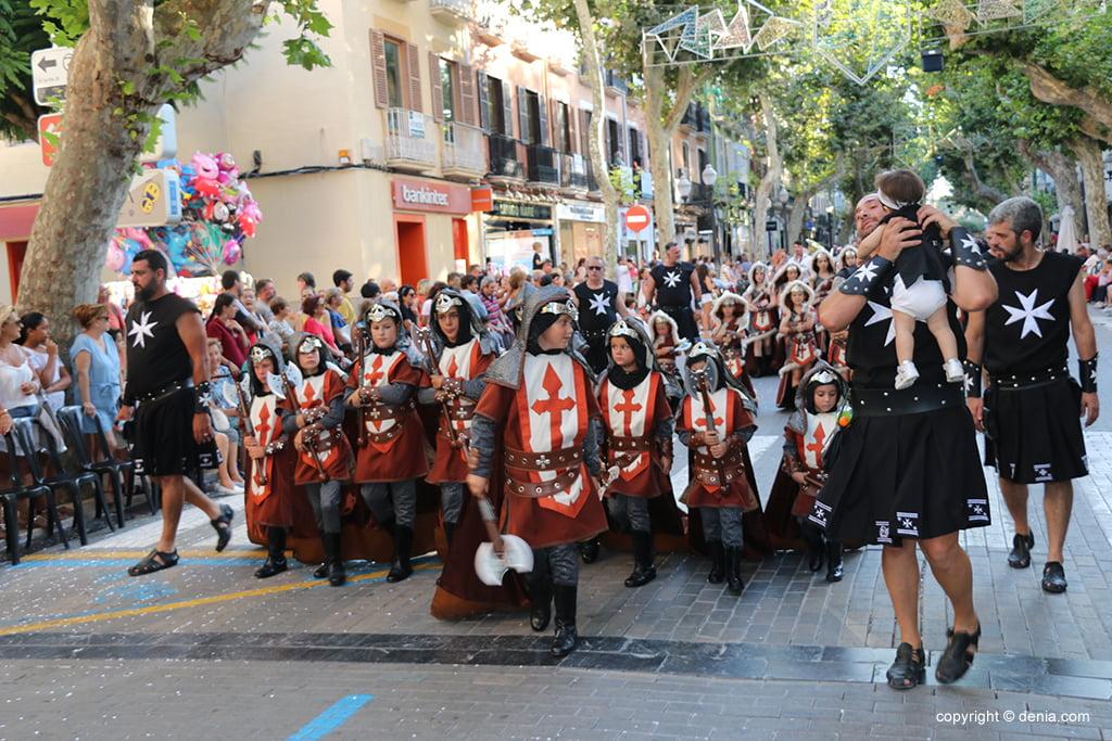 Desfilada infantil de Moros i Cristians 2019 18
