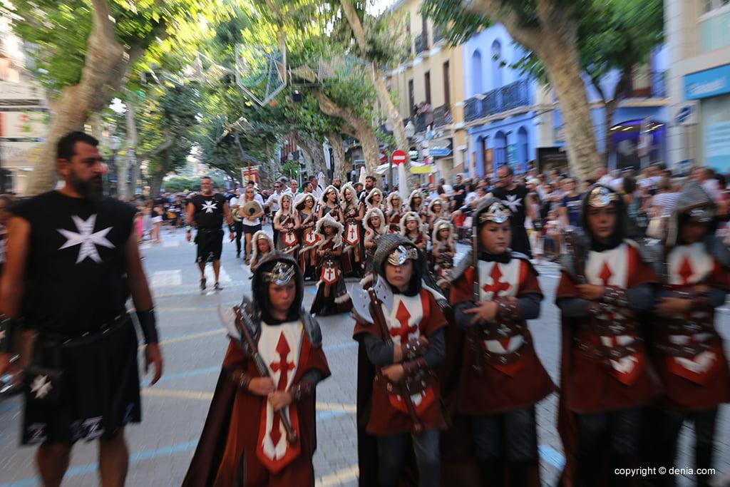 Desfilada infantil de Moros i Cristians 2019 19