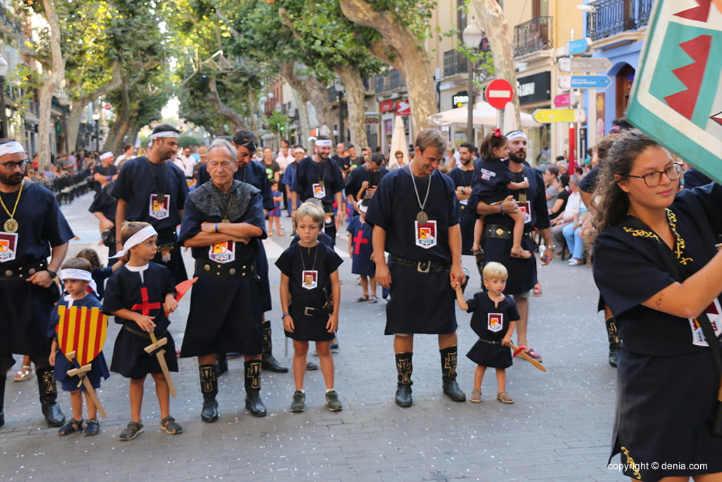 Desfilada infantil de Moros i Cristians 2019 23