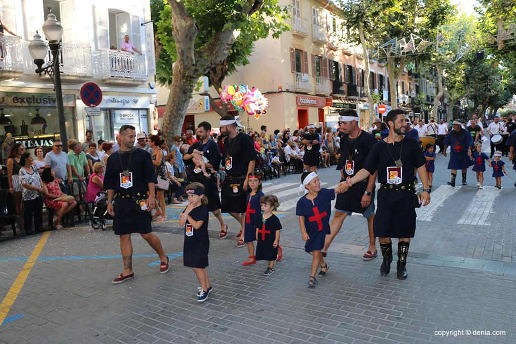 Desfilada infantil de Moros i Cristians 2019 24