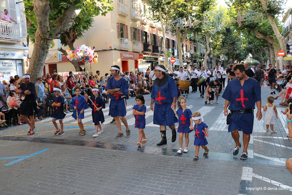Desfilada infantil de Moros i Cristians 2019 25