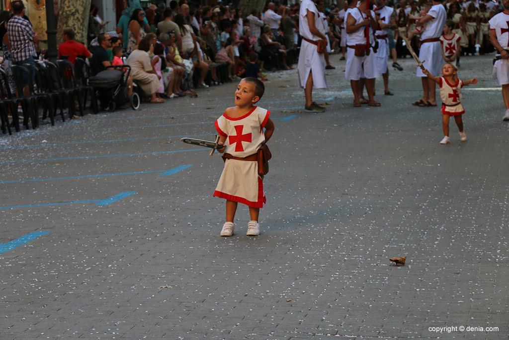 Desfilada infantil de Moros i Cristians 2019 26