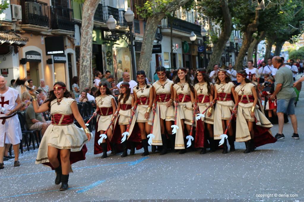Desfilada infantil de Moros i Cristians 2019 28